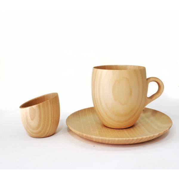 木製のミルクピッチャー Cara milk server 高橋工芸|maaoyama|04