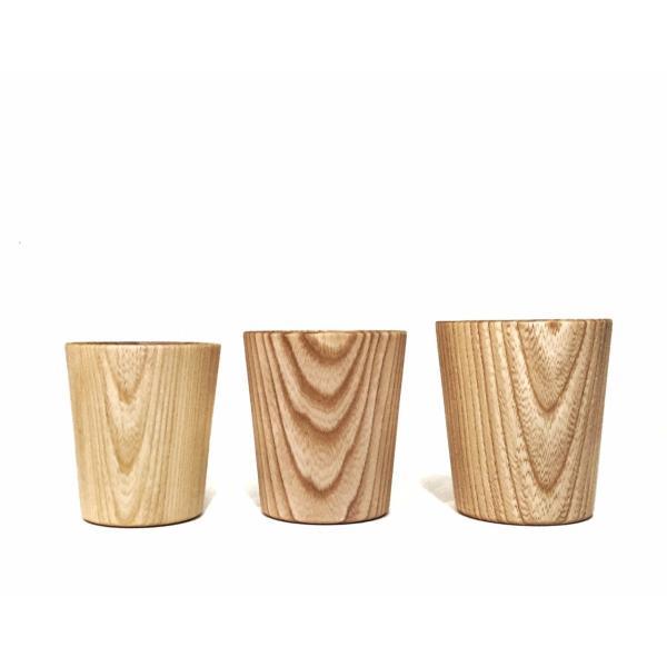 木のコップ KAMI Wide glass W-L 高橋工芸|maaoyama|05