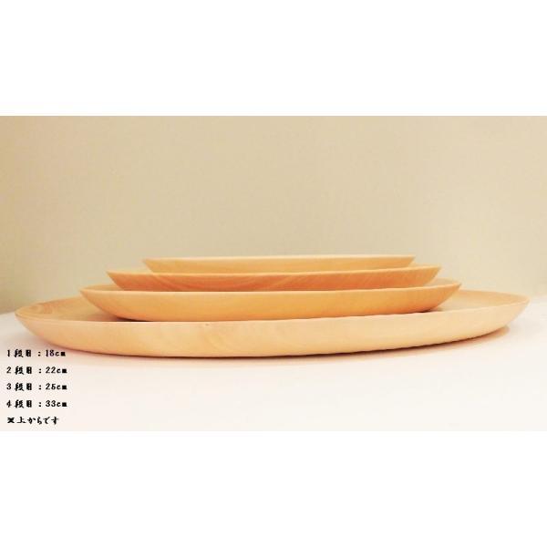木のお皿 Cara plate18cm 高橋工芸 maaoyama 02