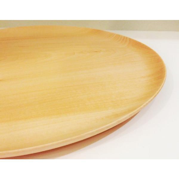 木のお皿 Cara plate18cm 高橋工芸 maaoyama 04