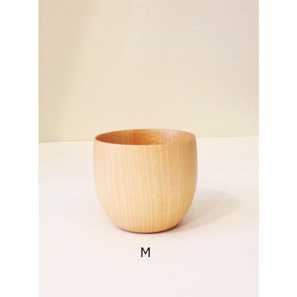 木のコップ Cara cup M 高橋工芸|maaoyama