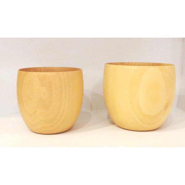 木のコップ Cara cup M 高橋工芸|maaoyama|04
