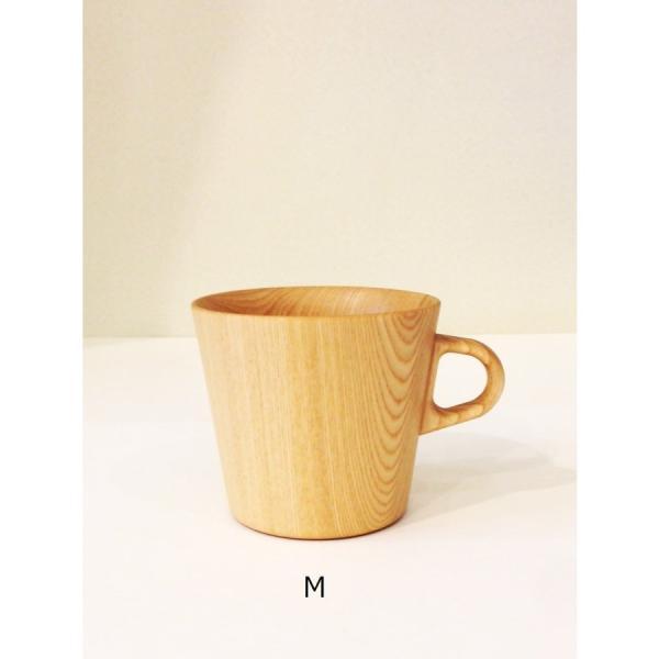 木のマグカップ KAMI Mug M 高橋工芸|maaoyama
