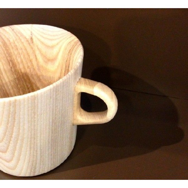 木のマグカップ KAMI Mug M 高橋工芸|maaoyama|04