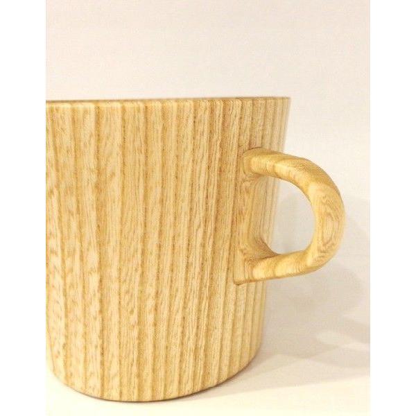木のマグカップ KAMI Mug M 高橋工芸|maaoyama|05