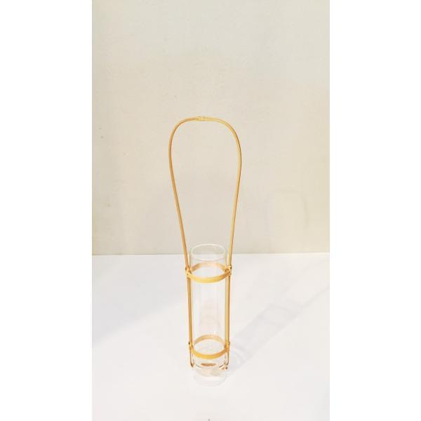 竹製 通い筒 花入れ 花器 花瓶|maaoyama|02