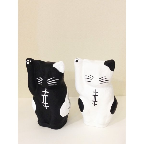 Designer's neko デザイナーズねこ 今井だるまの招き猫|maaoyama