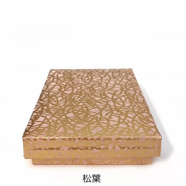 うるし紙箱 葉書入れサイズ ピンクゴールド|maaoyama|05