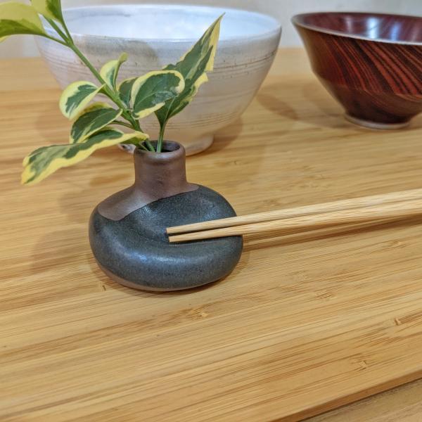 一輪挿し箸置き|maaoyama|03