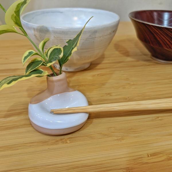 一輪挿し箸置き|maaoyama|05