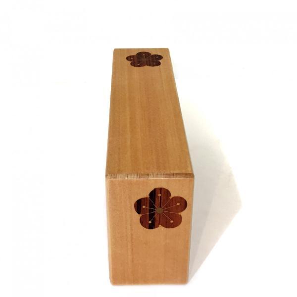 箱根寄木細工 秘密箱 7寸7回仕掛け薄型 200万型由比|maaoyama|03