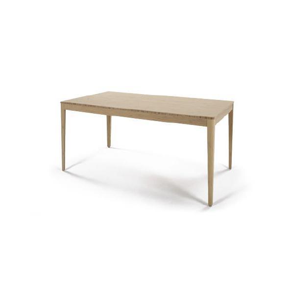 竹集成材のダイニングテーブル Fダイニングテーブル W1800xD850xH700mm TEORI|maaoyama