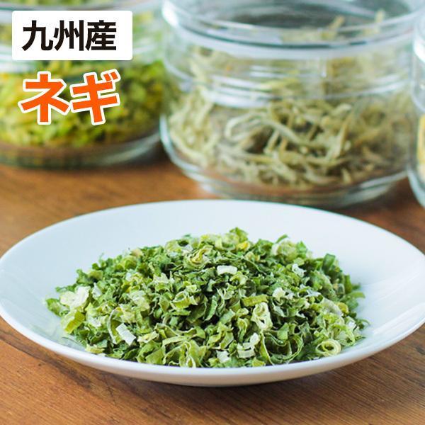 乾燥野菜 ネギ 1袋5g 生野菜100g相当 九州産野菜 長期保存が可能 非常食 保存食 備蓄食
