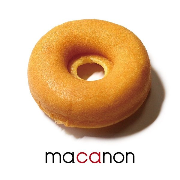 東京焼きドーナツプレーン1個|macanonshopping