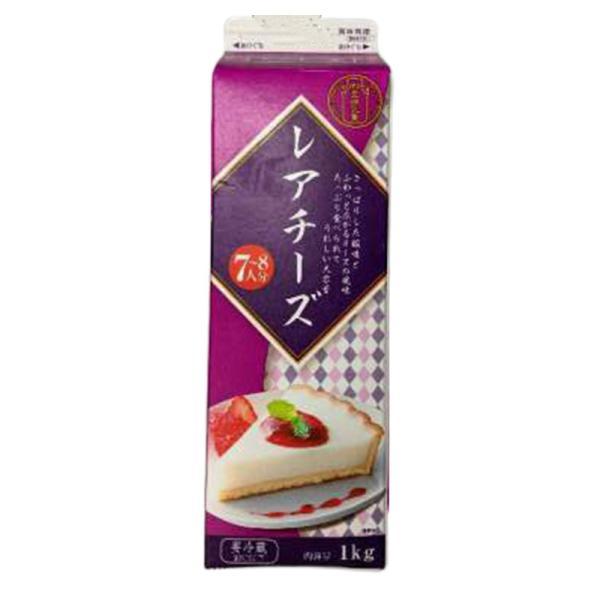 レアチーズ パック 1本 1kg スイーツ スイーツ 牛乳パック デザート 大容量 チーズ アレンジ アイスアレンジ 1キロ お取り寄せ 神戸物産 家事ヤロウ