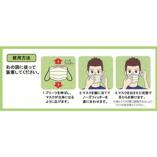 トリオシンマスク(新型コロナウイルス、インフルエンザ対策 高性能高機能マスク)|macstore|04