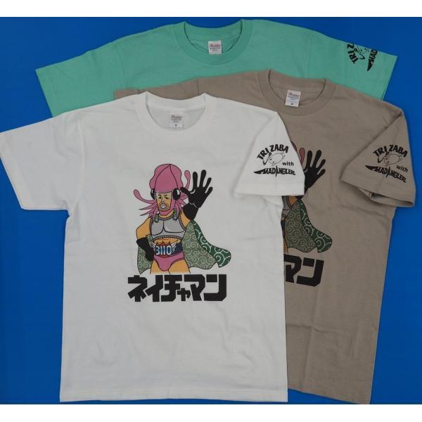 ネイチャマン プリントTシャツ|mad-angler