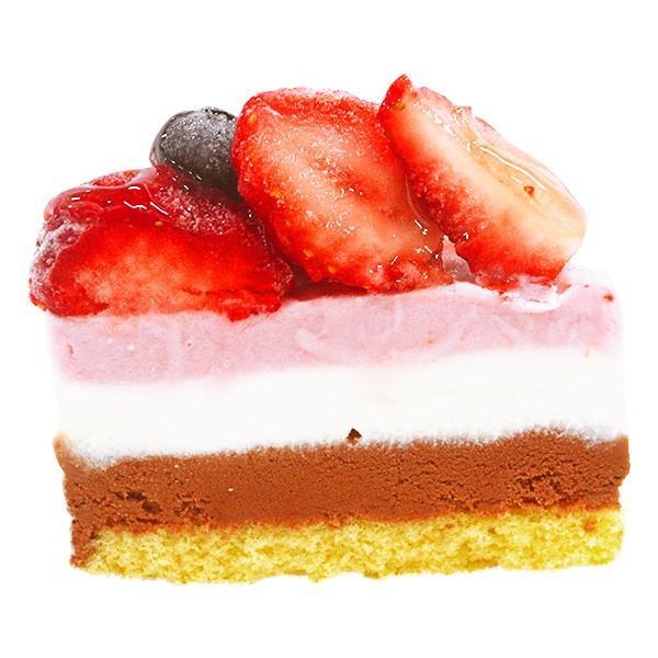 苺たっぷり/あまおうのアイス ケーキ(5号)誕生日ケーキ/送料無料/ジ ェラート/いちご|made-in-japan|02