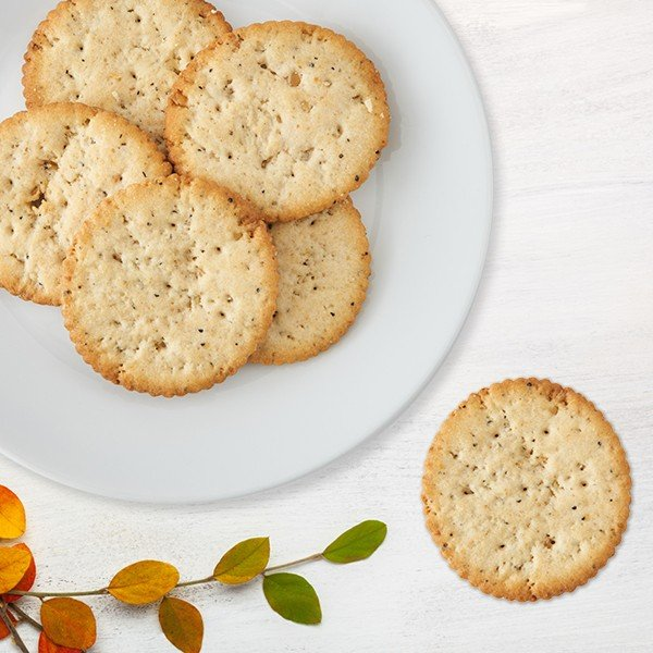 Worker's Biscuit GABA×アールグレイ 機能性表示食品 健康志向 ビスケット お菓子 スナック クラッカー ポイント消化・消費 前田製菓 あたり前田のクラッカー maedaseika 03