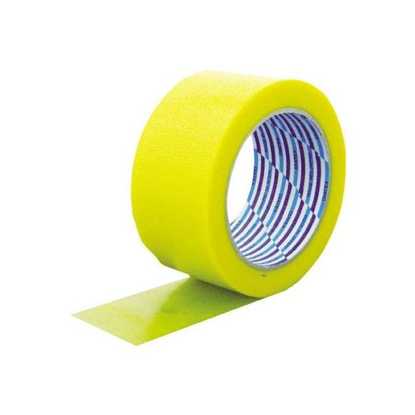 パイオラン パイオラン梱包用テープ K-10-YE-50MMX25M