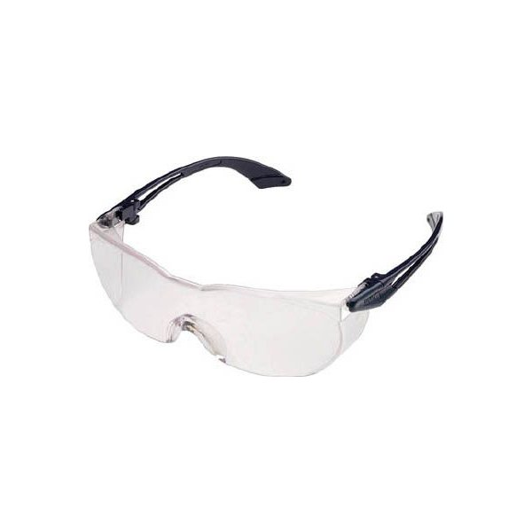 UVEX 一眼型保護メガネ(耐薬品) X-9174