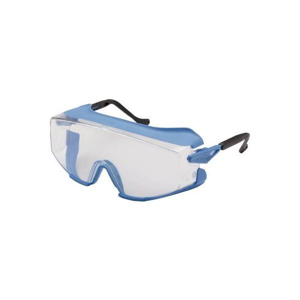 UVEX 一眼型保護メガネ・オーバーグラス X-9196