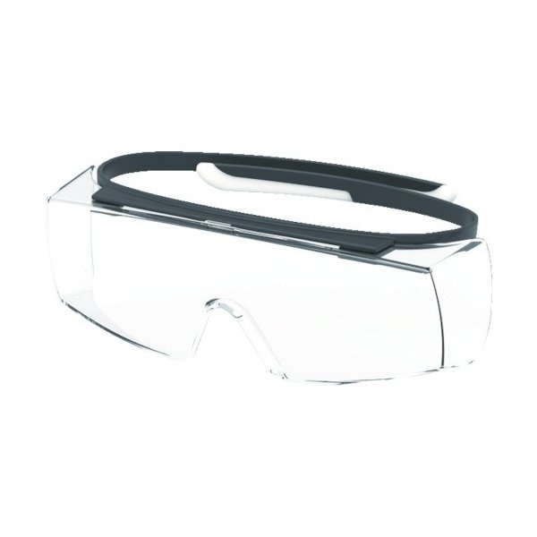 UVEX 一眼型保護メガネ・ウベックス・スーパーOTG・オーバーグラス 9169067