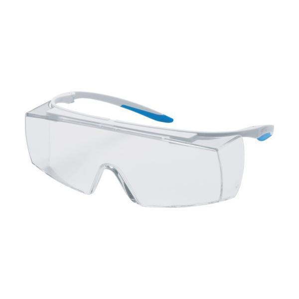 UVEX 一眼型保護メガネ・スーパーf・OTG・CR・オーバーグラス 9169500