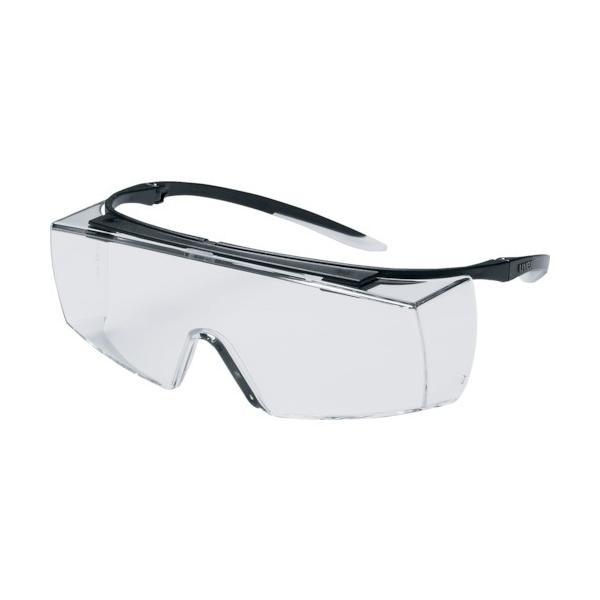 UVEX 一眼型保護メガネ・ウベックス・スーパーf・OTG・オーバーグラス 9169585