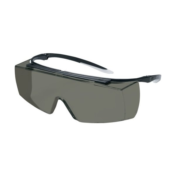 UVEX 一眼型保護メガネ・ウベックス・スーパーf・OTG・オーバーグラス 9169586
