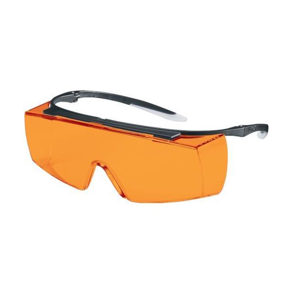 UVEX 一眼型保護メガネ・ウベックス・スーパーf・OTG・オーバーグラス 9169615