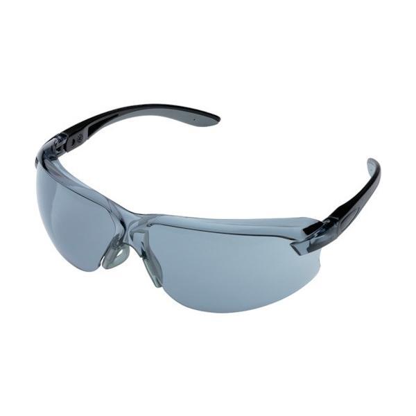 ミドリ安全 サングラス仕様・保護メガネ・MP−821スモーク MP-821-SMOKE