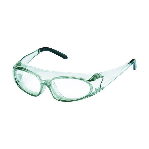 リケン 二眼型保護メガネ・RSX−2 RSX-2SVF-P