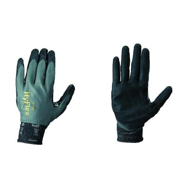 アンセル 耐切創手袋・ハイフレックス・11−939・Lサイズ 11-939-9