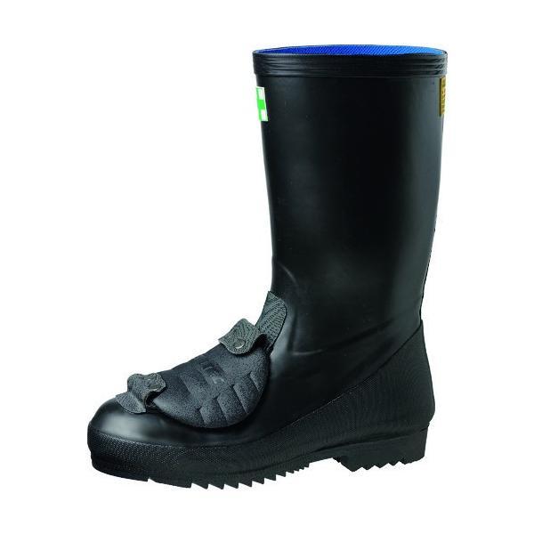 ミドリ安全 甲プロ固定式・JIS安全長靴・966甲プロM2・27.0cm 966KPM2-27.0