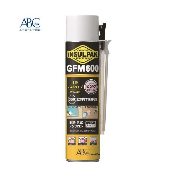 ABC 簡易型発泡ウレタン・1液ノズルタイプ・インサルパック GFM600P