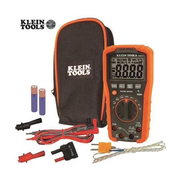KLEIN デジタルマルチメーター・1000V MM600A