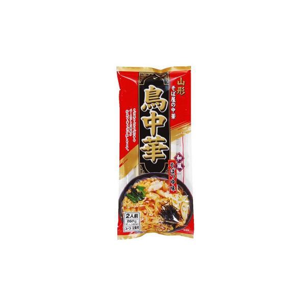 送料無料 みうら食品 鳥中華 260g(麺180g)×20袋    代引き不可/同梱不可
