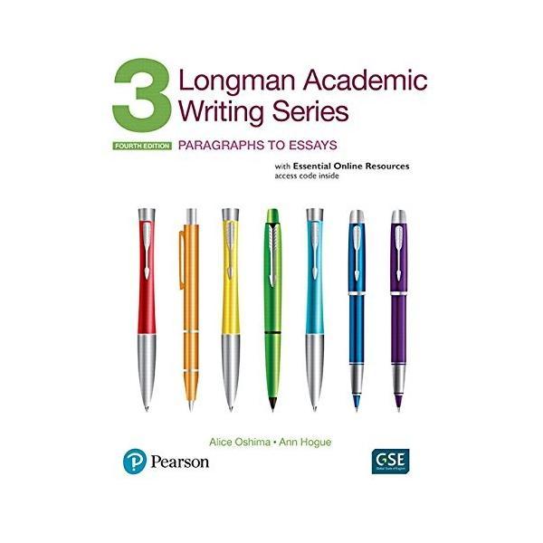 Longman Academic Writing Series 3 (4E) Student Book with Essential Online Resource|magicdoor