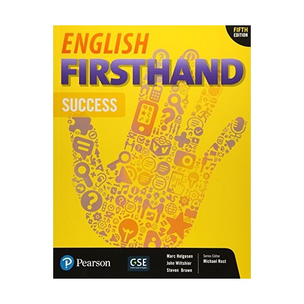 English Firsthand 5/E Success Student Book with MyMobileWorld magicdoor