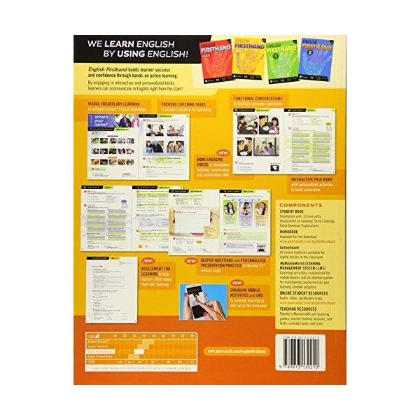 English Firsthand 5/E Success Student Book with MyMobileWorld magicdoor 02