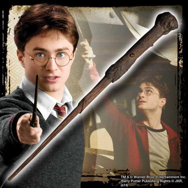 ハリー・ポッターの杖 Harry Potter Wand ハリーポッター公式グッズ|magicnight