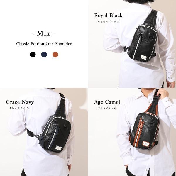 ボディバッグ メンズ ショルダーバッグ 斜めがけ バック 小さめ 大容量 革 ブランド RFIDスキミング防止 ポイント消化 magokoroya-yahuu 06