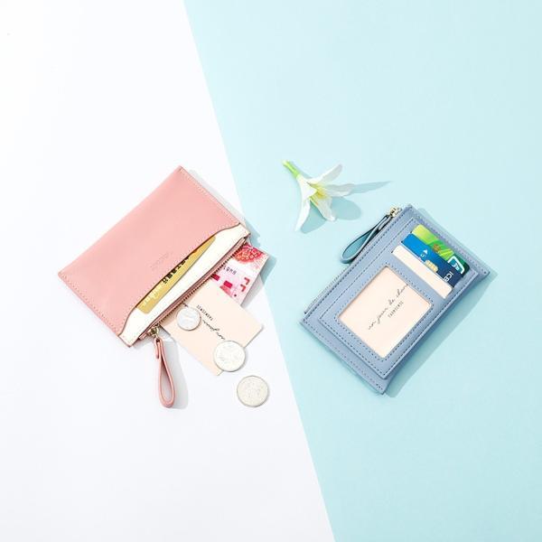 ポイント消化 フラグメントケース レディース カードケース コインケース 財布 スリム 免許証入れ 小銭入れ ツートンカラー|magokoroya-yahuu|07