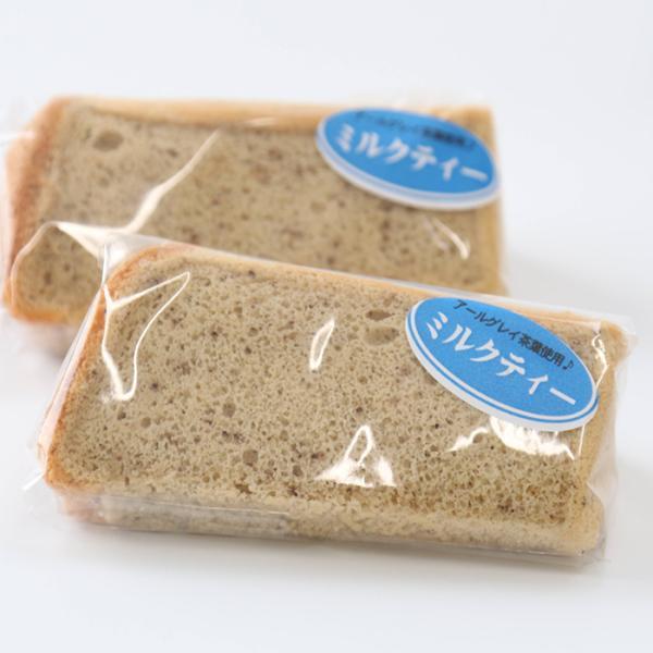 米粉のシフォンケーキ ミルクティー 6カットセット グルテンフリー 養生卵使用|magosaku-food|02