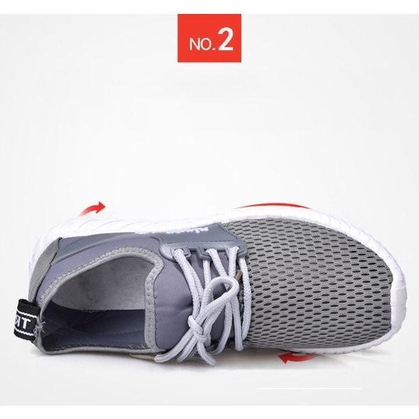 スニーカー レディース ランニングシューズ ウォーキング 厚底 疲れにくい 通気性 超軽量 スポーツ カジュアル おしゃれ 美脚 靴