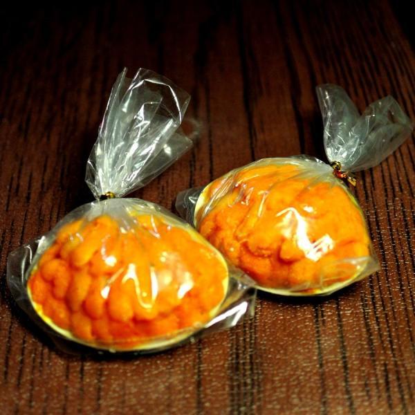 うに貝焼き 50g×5ヶ入り 簡易梱包/ダンボール/|maguro-miyako|04