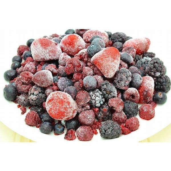 冷凍 ミックスベリー 500g×1 冷凍フルーツ ヨナナス|maguro-ousama|05