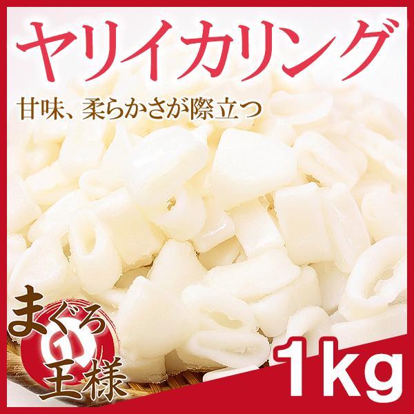 ヤリイカリング 1kg (いか イカ やりいか)