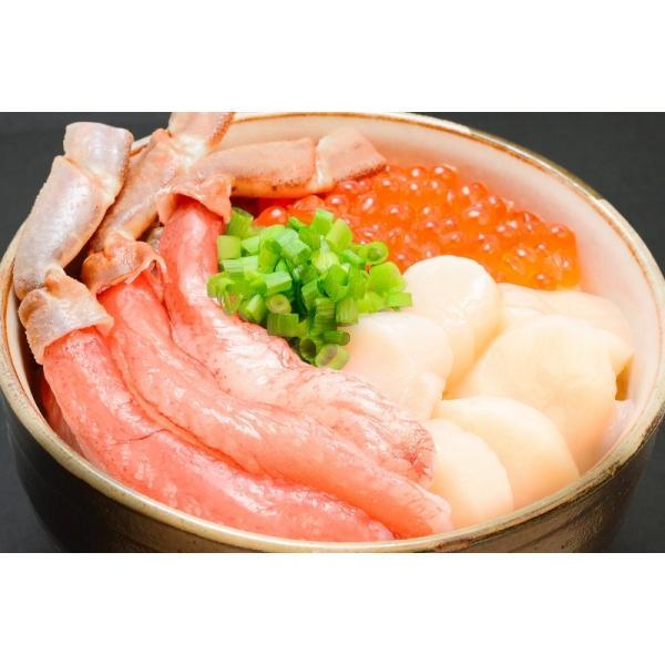 かにしゃぶ用 生ズワイガニ むき身 3L 500g (BBQ バーベキュー) (かに カニ 蟹) ポーション maguro-ousama 11